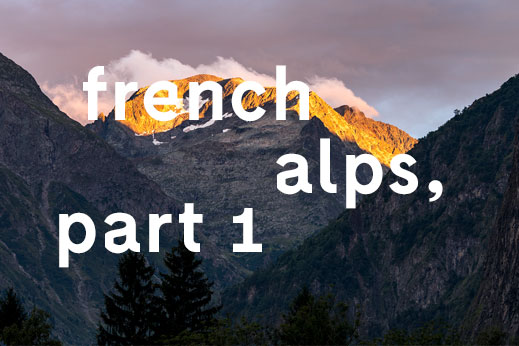 French Alps · Part 1