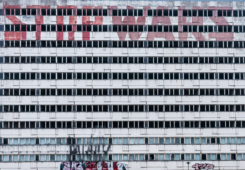 Photo Of The Week: Facade at Alexanderplatz, Berlin/Germany