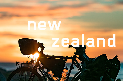 New Zealand: South Island Bike Trip
