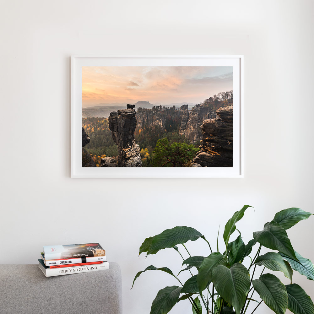 Elbe Sandstone Mountains – Limited Edition Print | Markus Remscheid