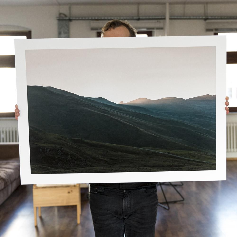 Col d'Aubisque – Limited Edition Print | Markus Remscheid